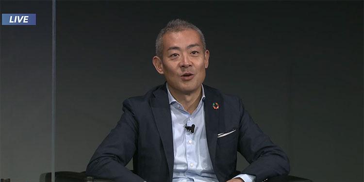 PayPay株式会社 代表取締役 社長執行役員 CEO 中山 一郎 氏