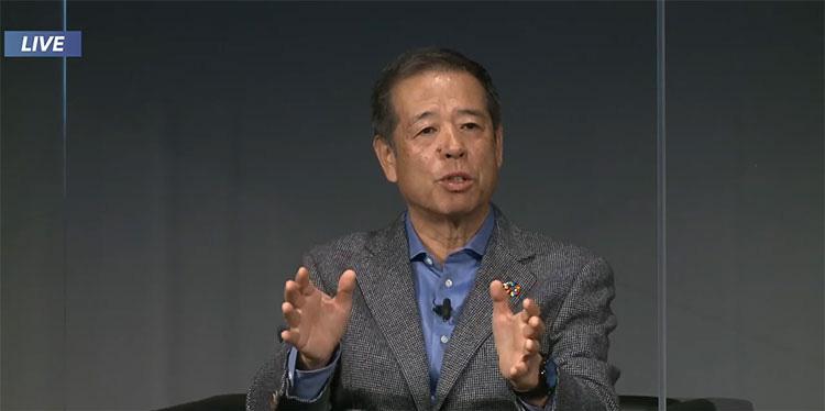 SB C&S株式会社 代表取締役社長 兼 CEO 溝口 泰雄