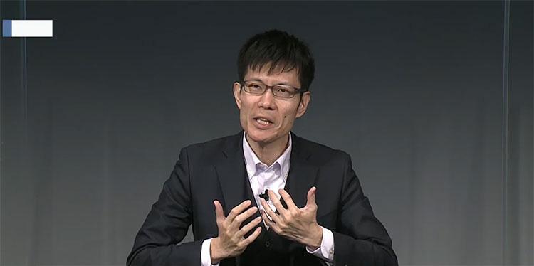 ファシリテーター 日経BP 総合研究所 イノベーションICTラボ 上席研究員 大和田 尚孝 氏