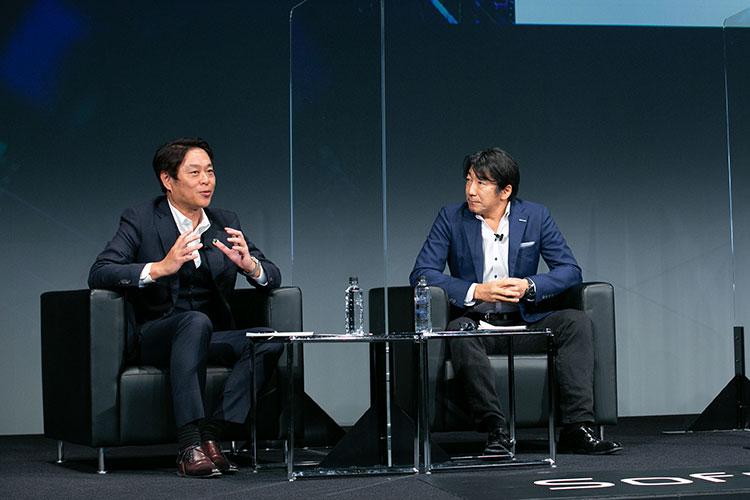 Cloud Future Conference クラウドが変革する日本のビジネス、ワークスタイル|SoftBank World 2020 ダイジェスト