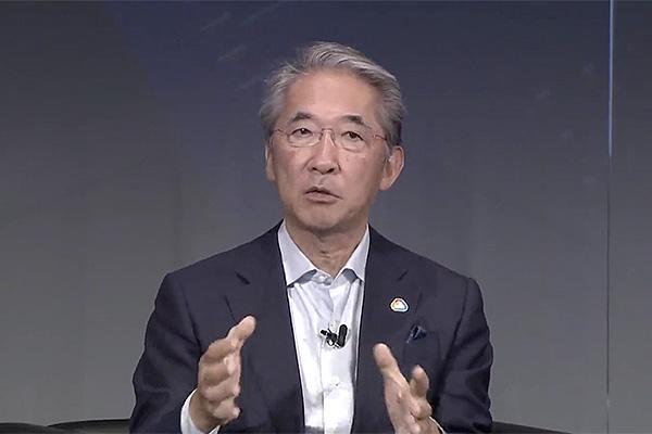 グーグル・クラウド・ジャパン合同会社 上級執行役員 パートナー事業本部 石積 尚幸 氏