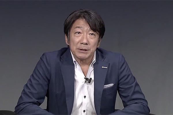 日本マイクロソフト株式会社 執行役員 常務 パートナー事業本部長 檜山 太郎 氏