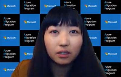 日本マイクロソフト株式会社 パートナー事業本部 マーケティング戦略本部 シニアパートナーマーケティングアドバイザー 間瀬 千里 氏