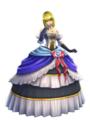 [手袋][ドレス][プリンセスドレス][ラグナロクオデッセイ]プリンセスドレスの姫君