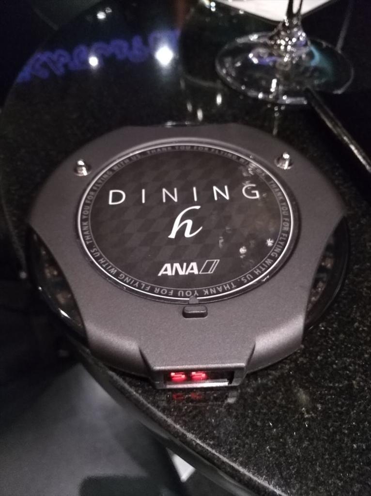 Dining h 受付 ベル 順番受付