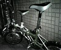 自転車買った②
