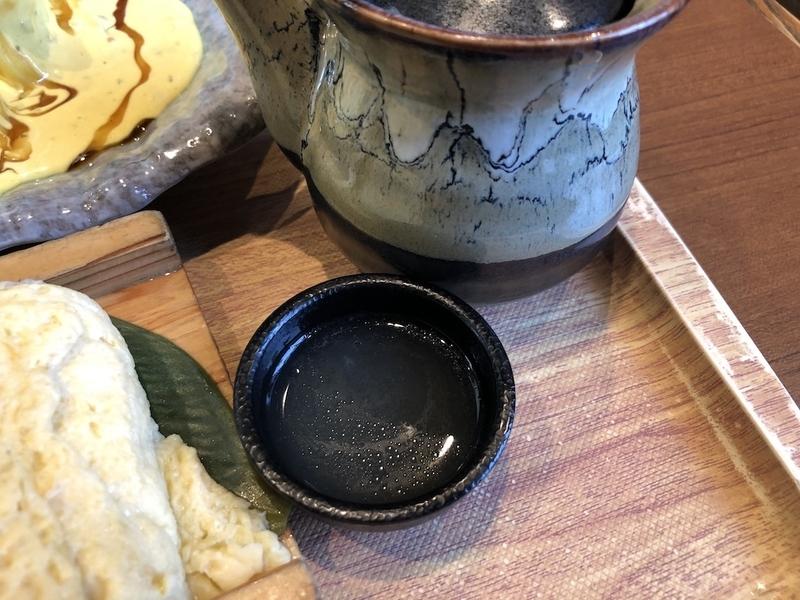 鳥玉、鶏ダシスープ