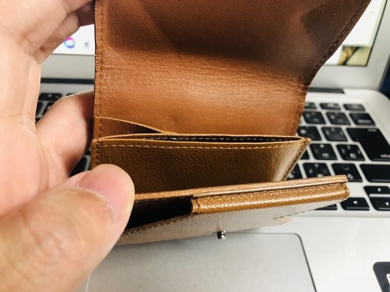 abrAsusの小さい財布
