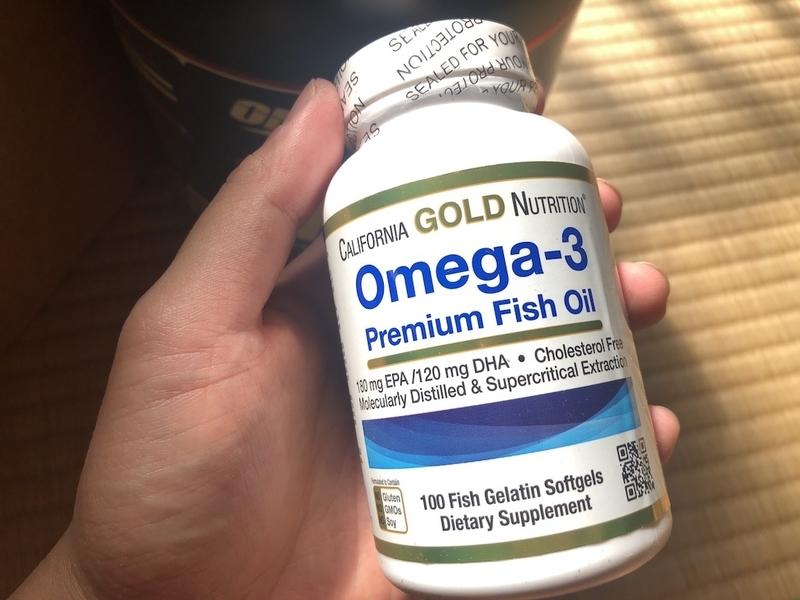 California Gold Nutrition, オメガ-3、プレミアムフィッシュオイル、魚ゼラチンソフトジェル100錠