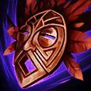 スマイト バンバの仮面