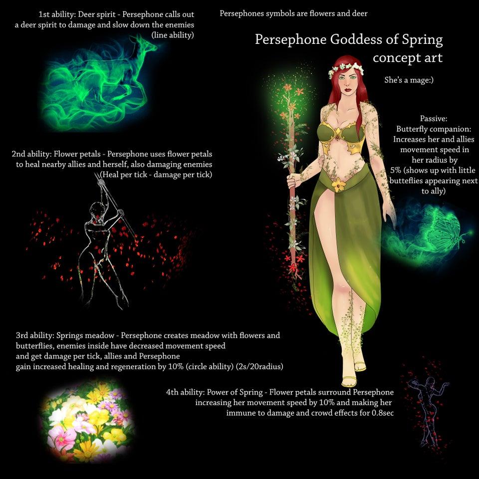 スマイト  Persephone