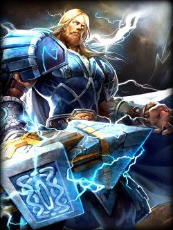 トール Thor