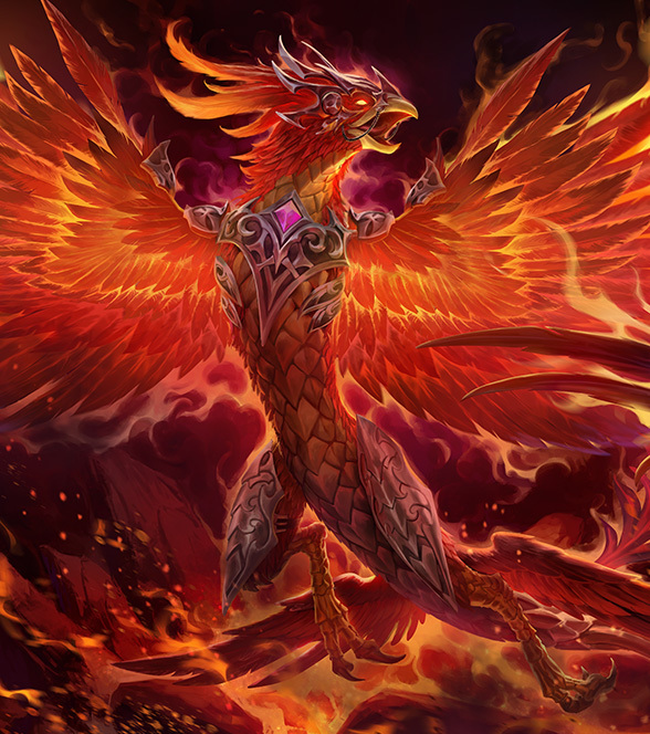SMITEククルカン (Phoenix Fury Kukulkan)
