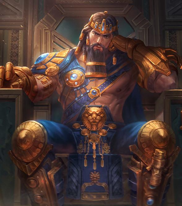 Gilgamesh Masteries