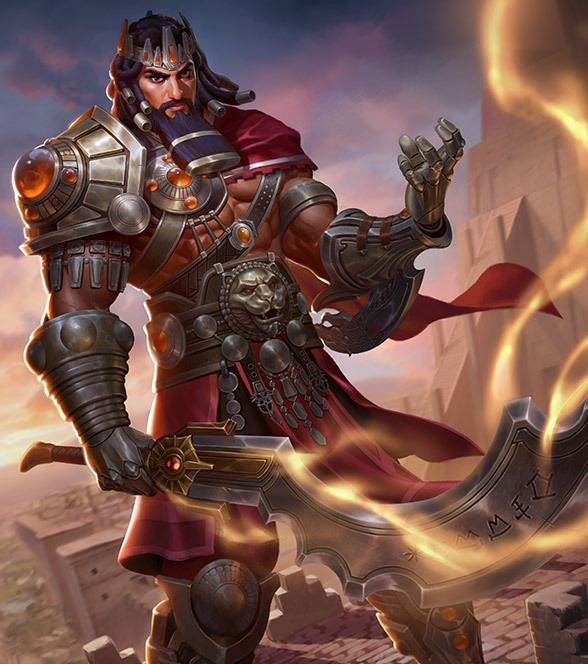 Crimson King Gilgamesh