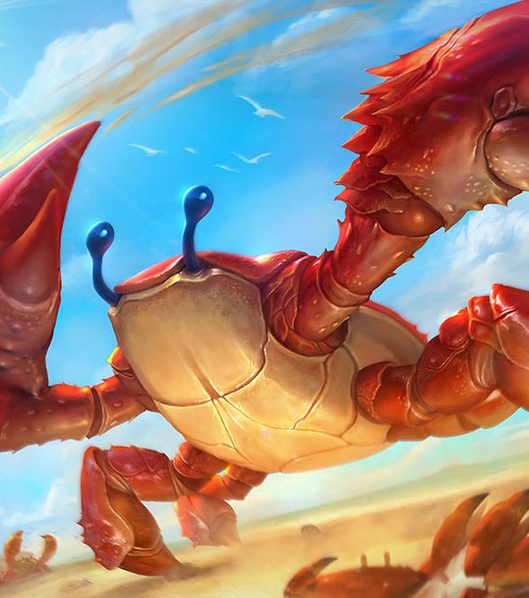 Crab Rave Khepri