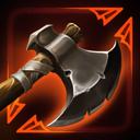 SMITE戦士の斧