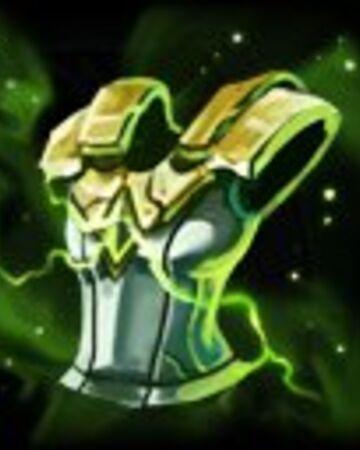 SMITE復活の鎧