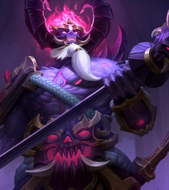 SMITEInfernal Beast Guan Yu