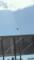 上空を飛ぶ撮影用ヘリ(移動しまくり)