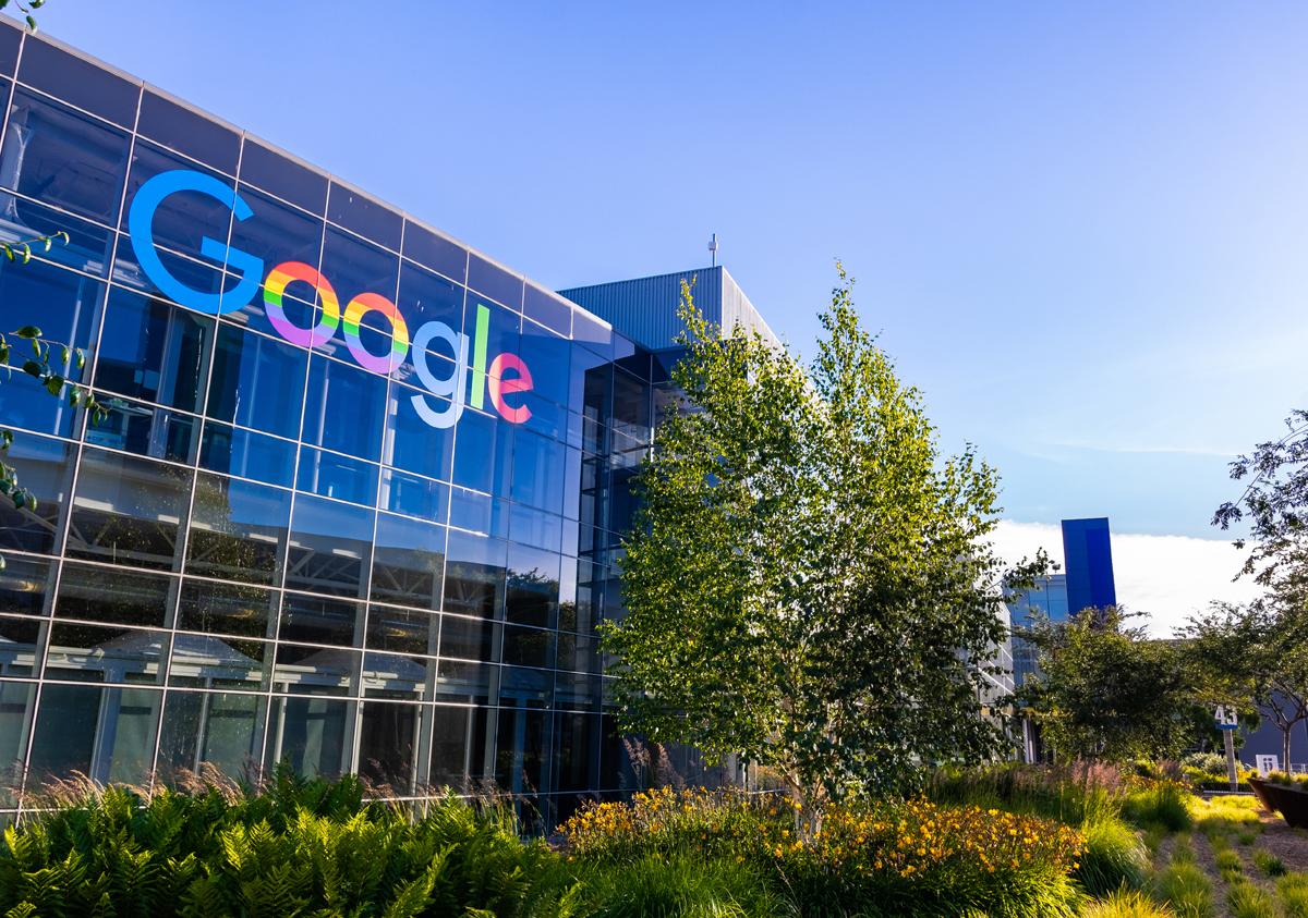 Google社屋