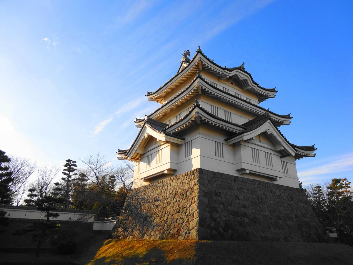 忍城(埼玉県行田市)