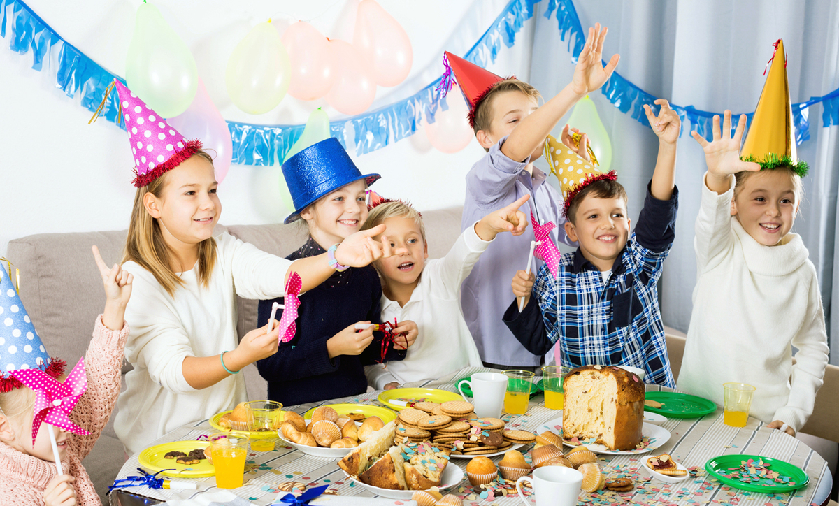 誕生パーティー