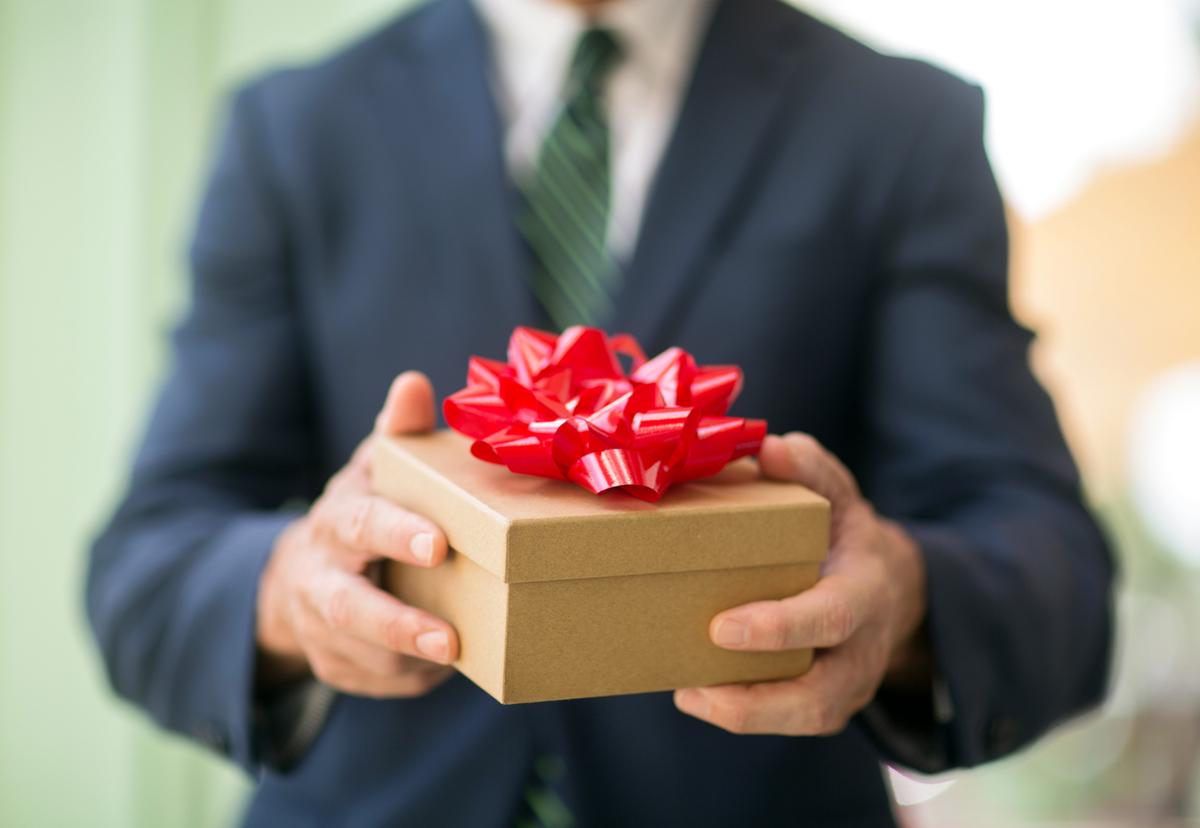言葉のプレゼント