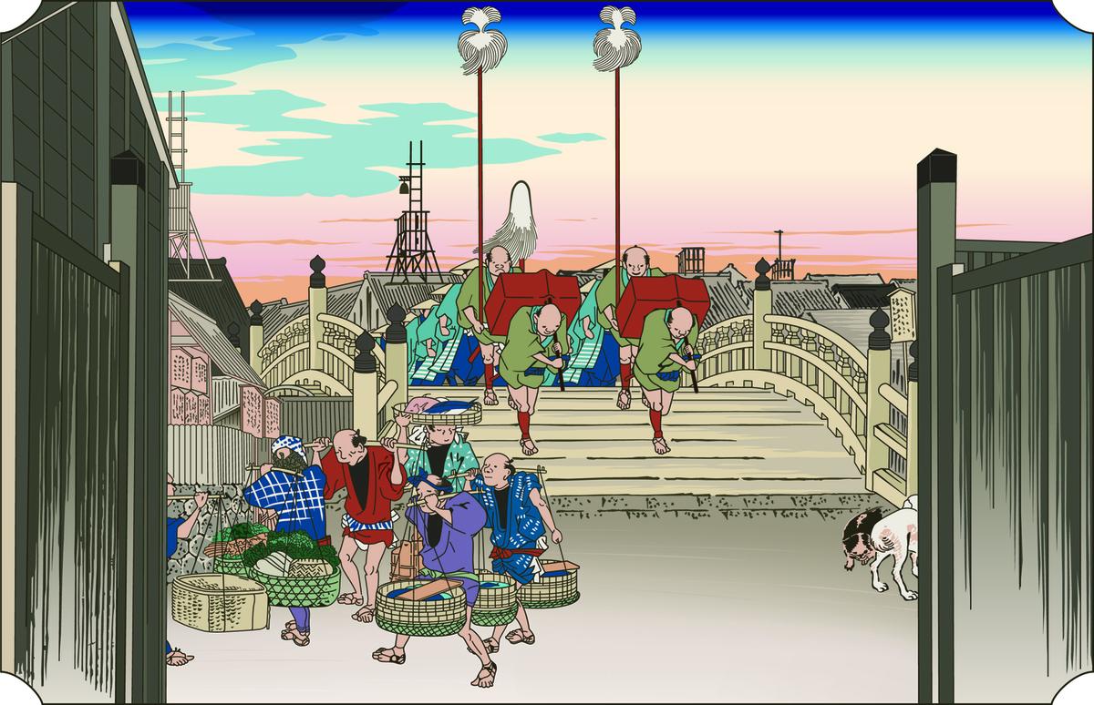 作者 美人 時代 の しょう の で 江戸 誰 傑作 見返り は 図