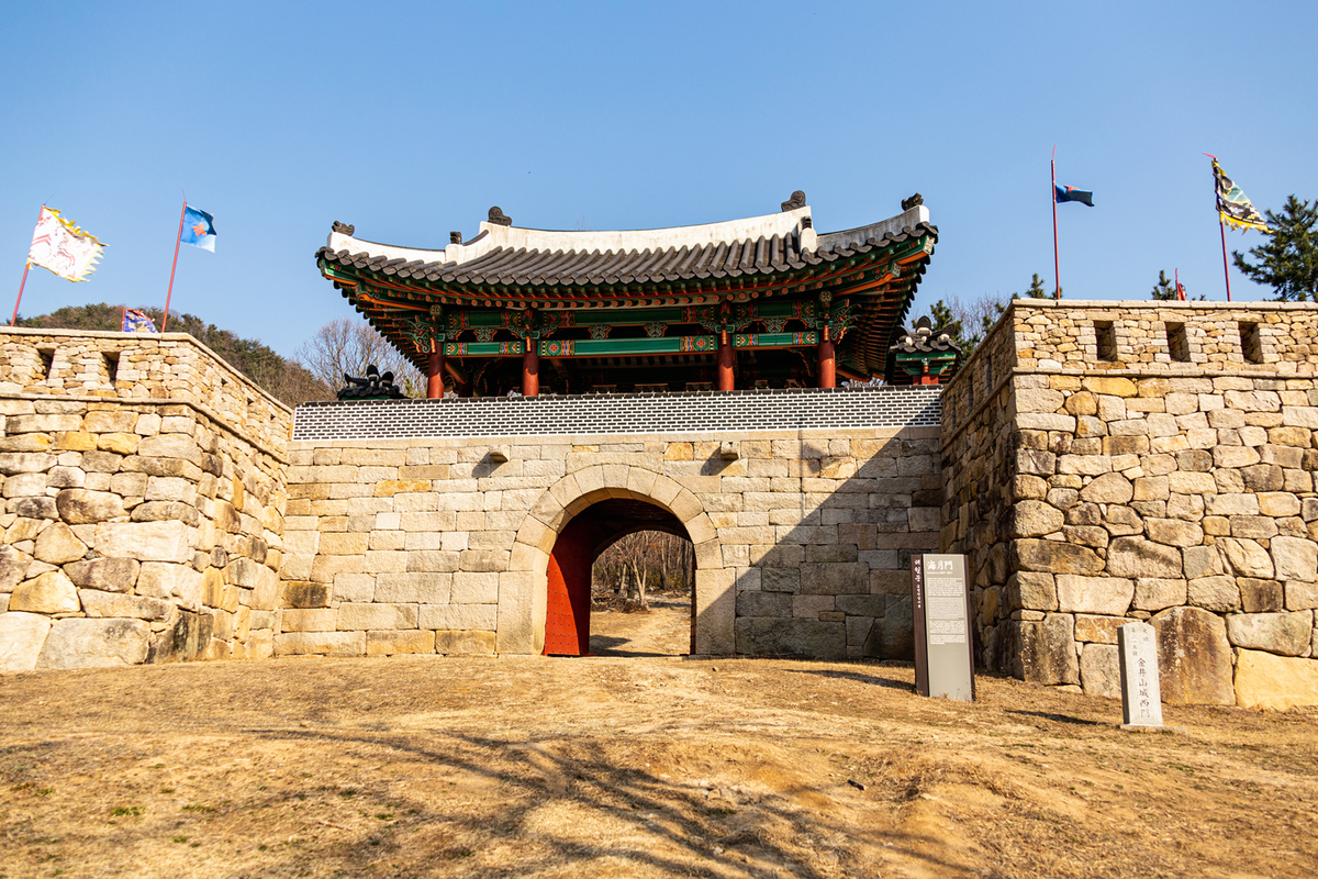 中国の城壁