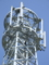 建設中の鉄塔