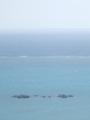 タマタ島と雨