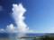 奥武島と雲