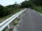 佐敷上グスク後方の道