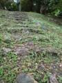 佐敷上グスクの石段