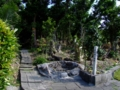 安平田の御嶽の拝泉
