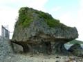 ウフマタジーの石