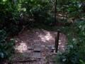 「古橋豊次の墓」と「歩兵第八十九聯隊 古橋隊長・陸軍少佐 古橋豊