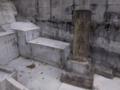 東の殿の碑