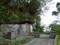 百十踏揚の墓の入口