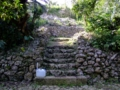 古墓の入口