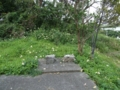 拝所(神里集落の北西側丘陵)