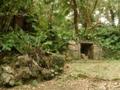 カニマン御嶽への遥拝所