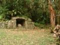ウフタキ(ウティンチヂ)への遥拝所