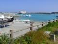 志喜屋漁港