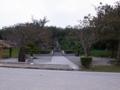 平和祈念公園にて