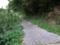 小波津の上ヌ嶽への道