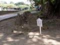 若夏国体記念石