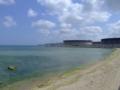 南浜の海岸