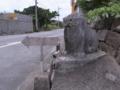 富祖崎のシーサー